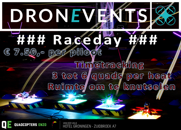 DronEvents - Raceday